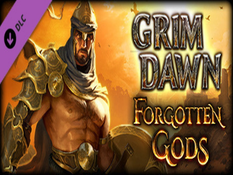 Download Grim Dawn Forgotten Gods Game PC Free