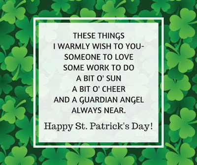 Witty St Patty's day Sayings