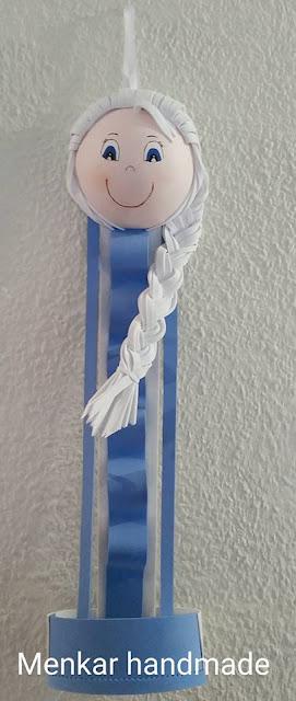 Diademero de Elsa (Frozen)