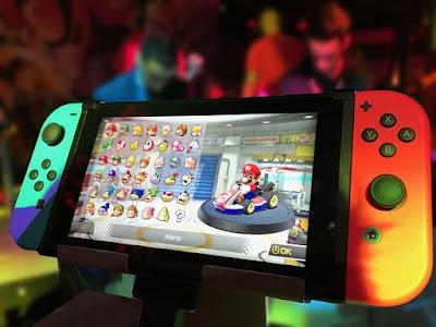 Une Nintendo Switch plus puissant pour 2021