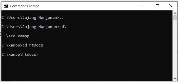 Membuat API menggunakan Laravel 8
