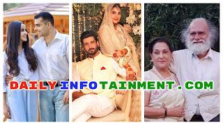 Pakistani Celebrities who tied the Know during Corona Virus Lockdown