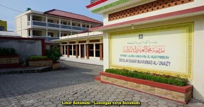 Lowongan Kerja SD Muhammad Al-'Unaizy Sukabumi 2021