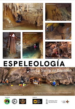 ESPELEOLOGÍA EN LA SIERRA DE ESPADÁN