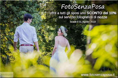 coupon foto senza posa