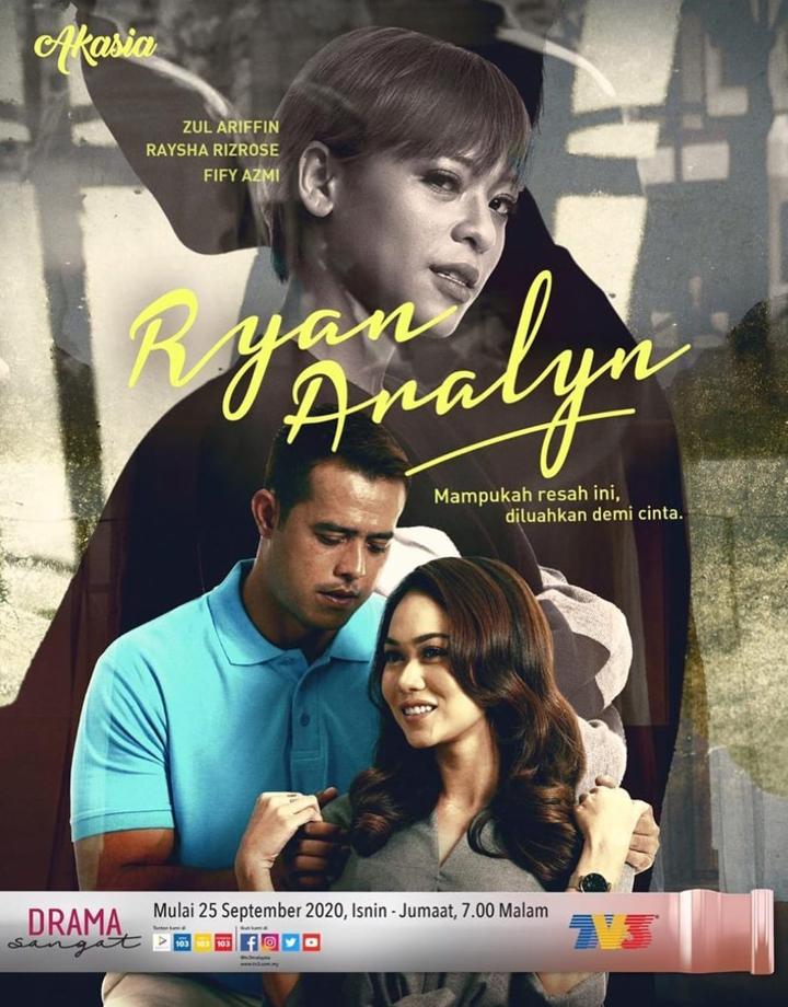Tonton Episod Penuh Terbaru Ryan Aralyn