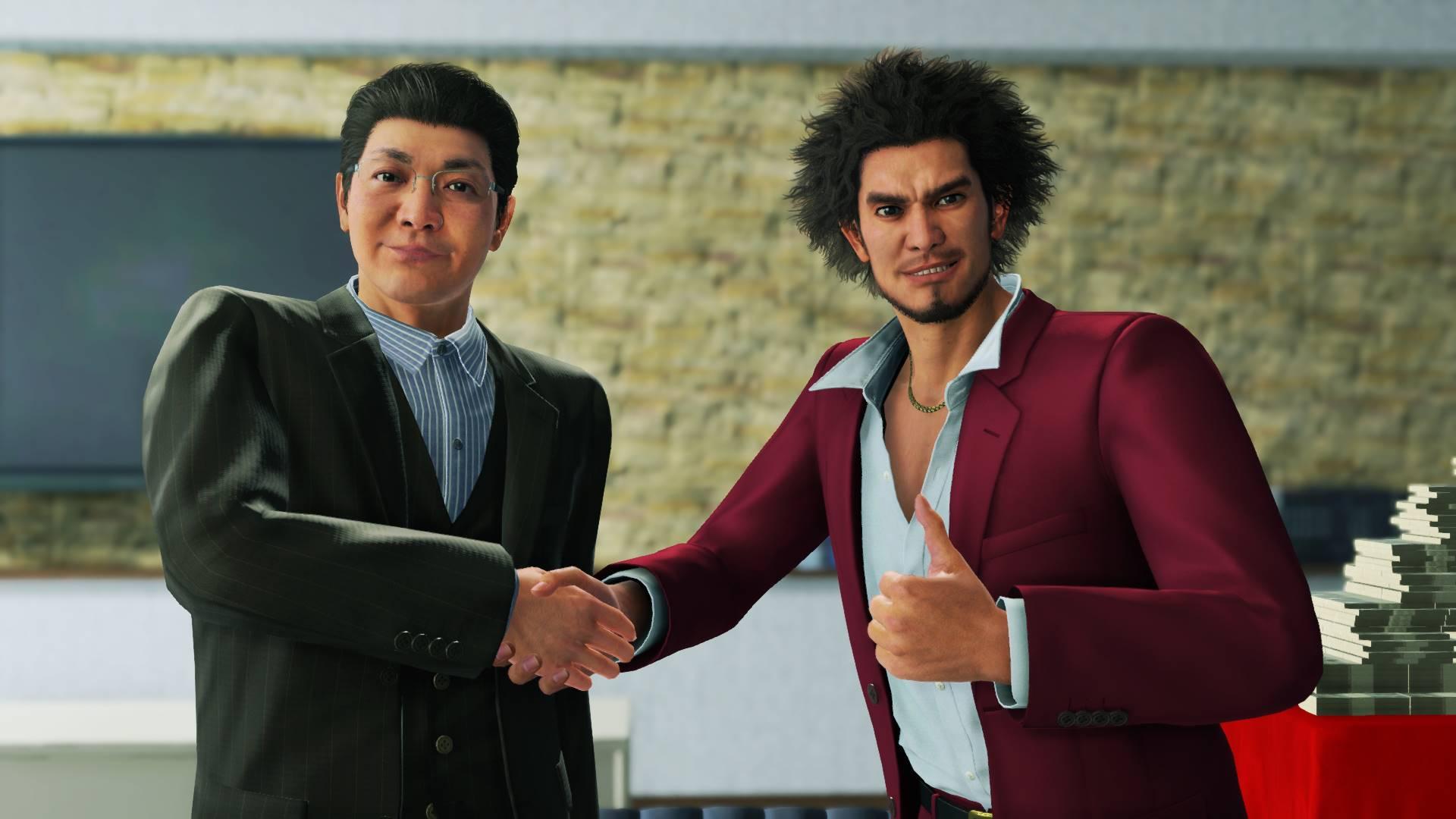 Yakuza: Like a Dragon - company management guide
