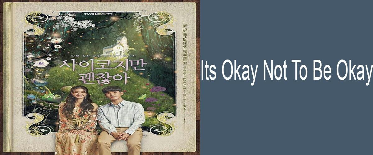 Rekomendasi Drakor Berjudul It's Okay To Not Be Okay
