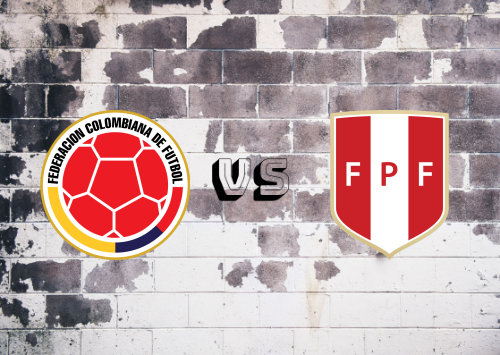 Colombia vs Perú  Resumen y Partido Completo