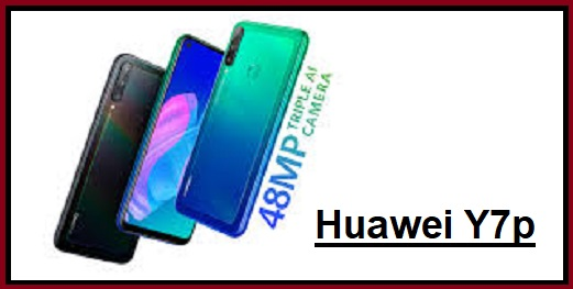 Huawei Y7p | Features, Price, Specification