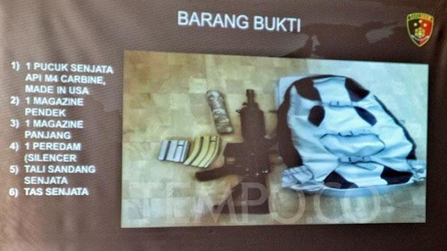 Polisi Duga Partai - Relawan Prabowo Terlibat Kerusuhan 22 Mei