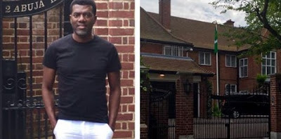 Pilgrimage To Abuja House, London: The Most Lucrative Industry In Nigeria - By Reno Omokri