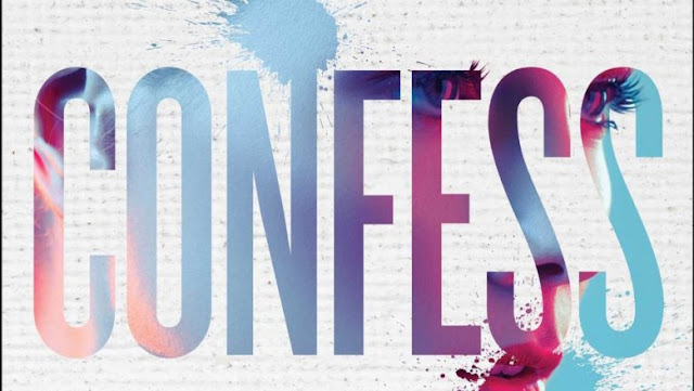 Confess by Colleen Hoover book title