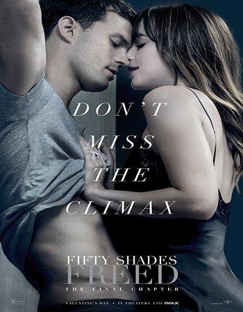 Fifty Shades Freed (2018) English 300MB