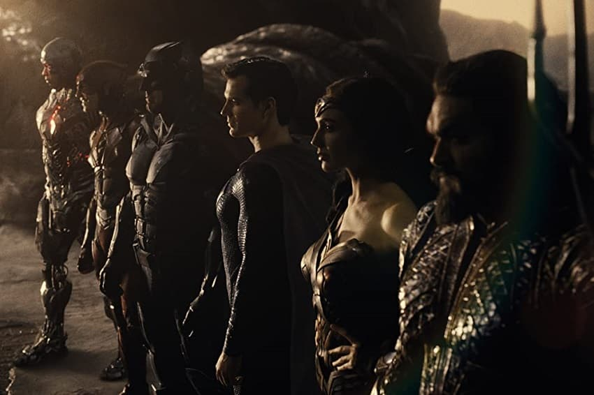 HBO Max показал второй финальный трейлер «Лиги справедливости» Зака Снайдера