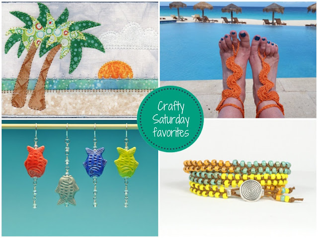 Crafty Saturday Show and Sell Favorites: Pool Party - Shop for one of a kind items and support small, handmade and vintage businesses
