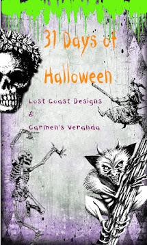 31 Days of Halloween Challenge