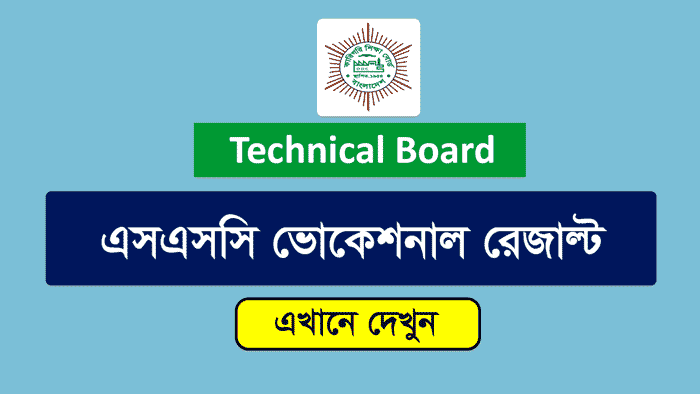 How to get SSC Vocational Result 2020?