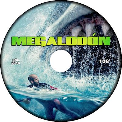 Megalodón - [2018]