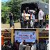 HUT ke-75, Batalyon B Pelopor Sat Brimob Bagi Sembako Untuk Warga Mandiri Jaya Mimika