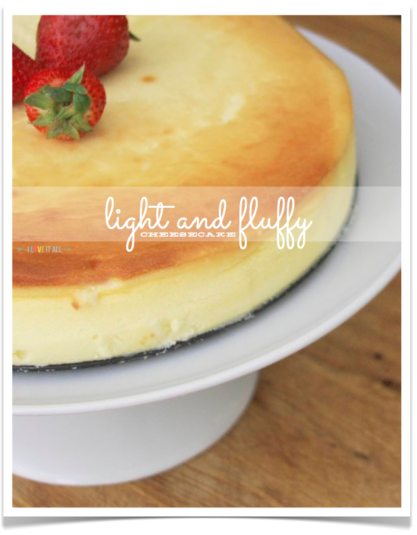 #cheesecake #cake #light #fluffy #baking #dessert