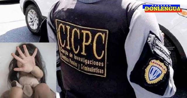 Funcionario del CICPC abusó de 18 menores de edad en Mérida