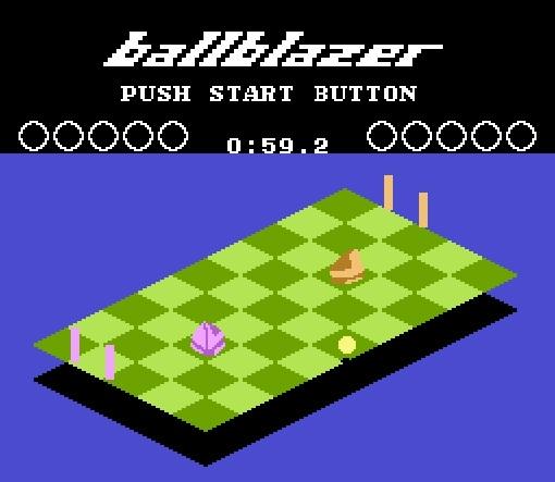 Campo de juego Ballblazer