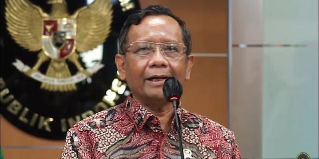 Mahfud MD Dianggap Menjerumuskan Kapolri Soal Tampung 56 Pegawai Gagal TWK