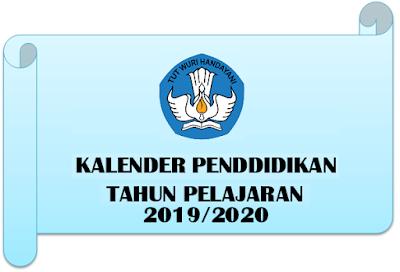 Ada beberapa Instansi dan Provinsi yang telah meneribitkan KALENDER PENDIDIKAN TAHUN PELAJARAN 2020/2021 DAN KALDIK 2019/2020