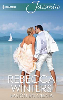 Rebecca Winters - Pasión en Grecia