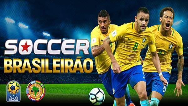 Dream League Soccer Brasileirão 2018 v3 MOD APK