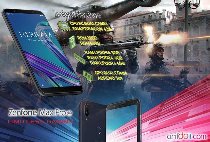 """Game Experience Smartphone """" Limitless Gaming """" Paling Terjangkau"""