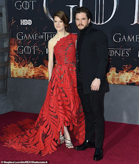 Game of Thrones star Kit Harington and Rose Leslie have announced they are expecting their first child
