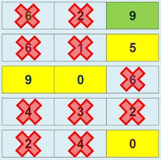 jawaban teka teki angka 7