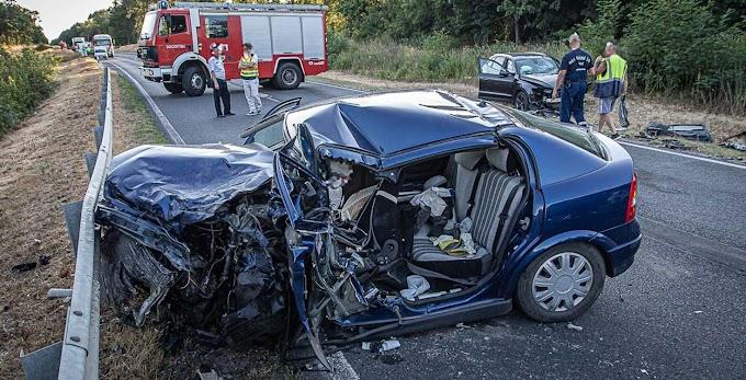 Tragikus baleset történt a 8-as úton