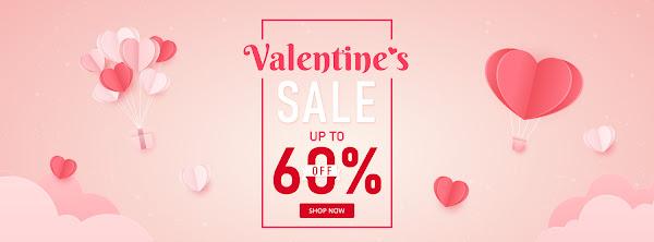 Promoção Happy Valentines na Geekbuying