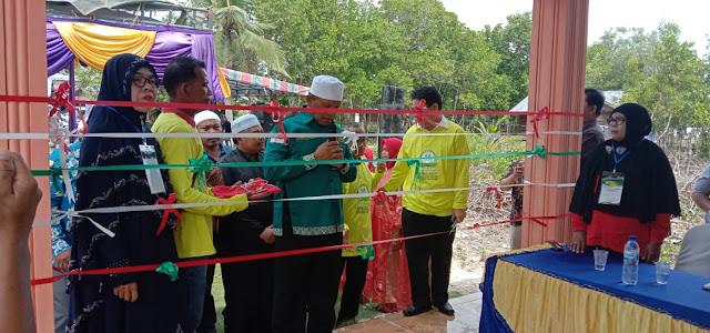 Pabrik BIOFAR SHRIMP SKINCARE Resmi Launching Di Asahan