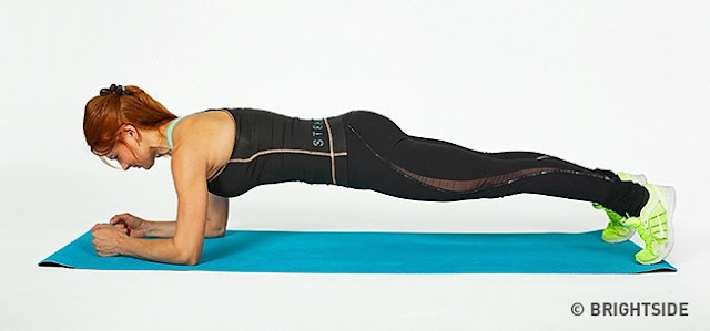 7 Exercises That Will Transform Your Whole Body In 4 Weeks