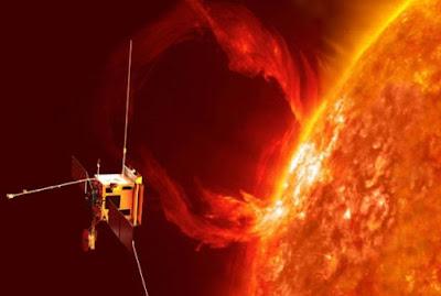 Eksplorasi matahari - pustakapengetahuan.com