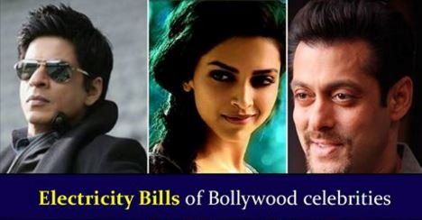 Celebrity, Electriciy Bills of Bollywood Actress and Actor, how much electricity bill paid by indian actress, bollywood actress,