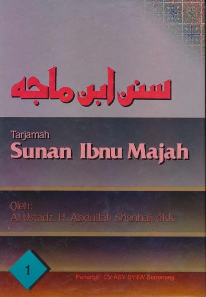 download terjemah sunan ibnu majah pdf