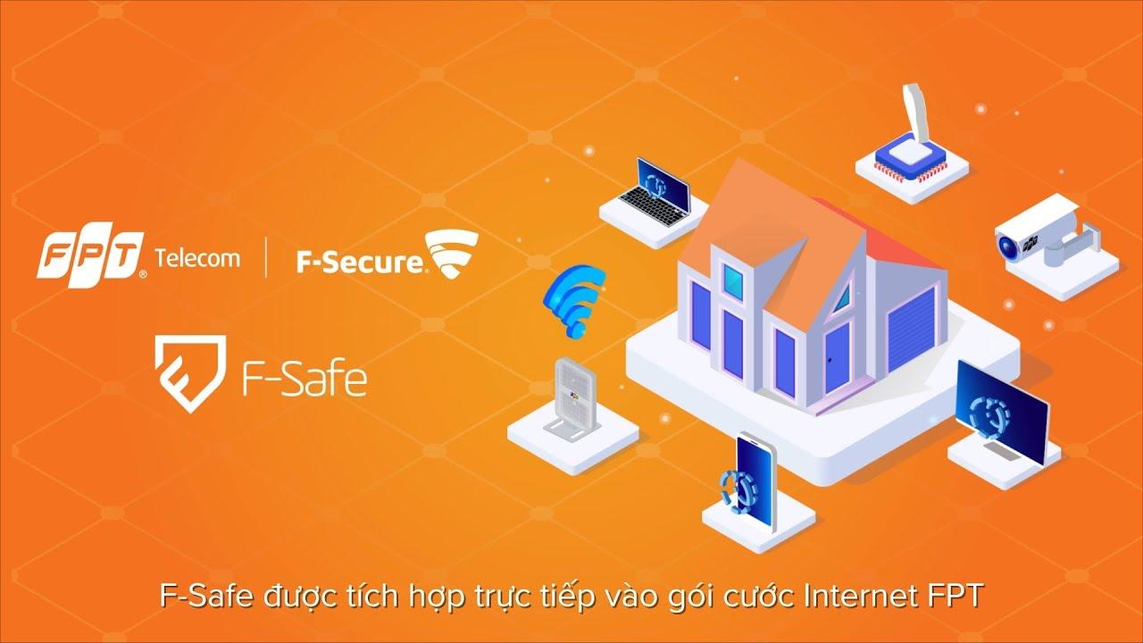 Hướng dẫn cài đặt F-Safe để bảo vệ người già và trẻ em khi dùng Internet