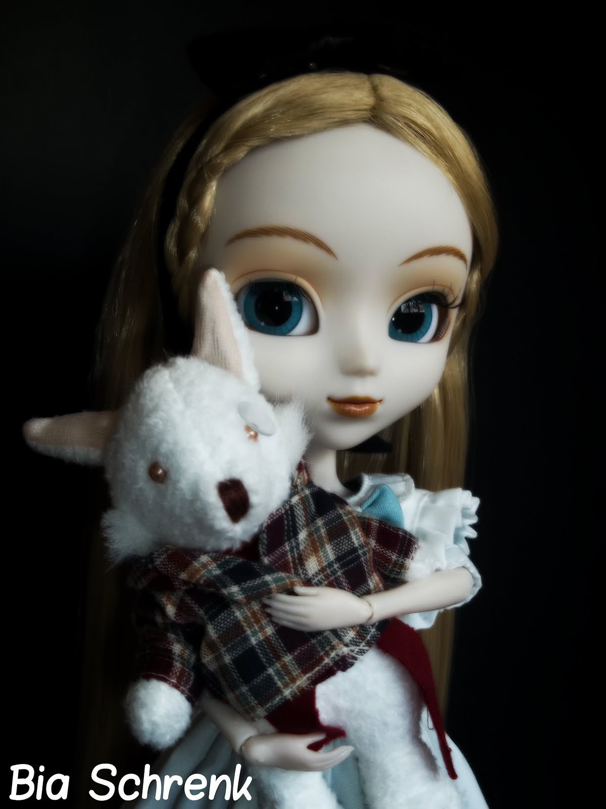 My Pullip Alice in Wonderland Regeneration