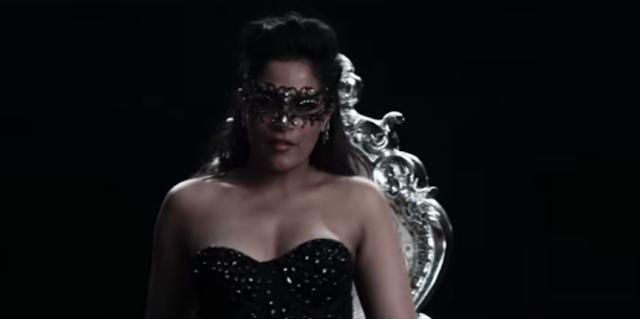 Richa Chadha from the movie Cabaret.