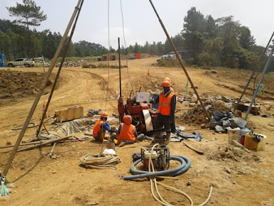 Cari Jasa Sondir Boring / Soil Test Tanjung Selor, Kalimantan Utara