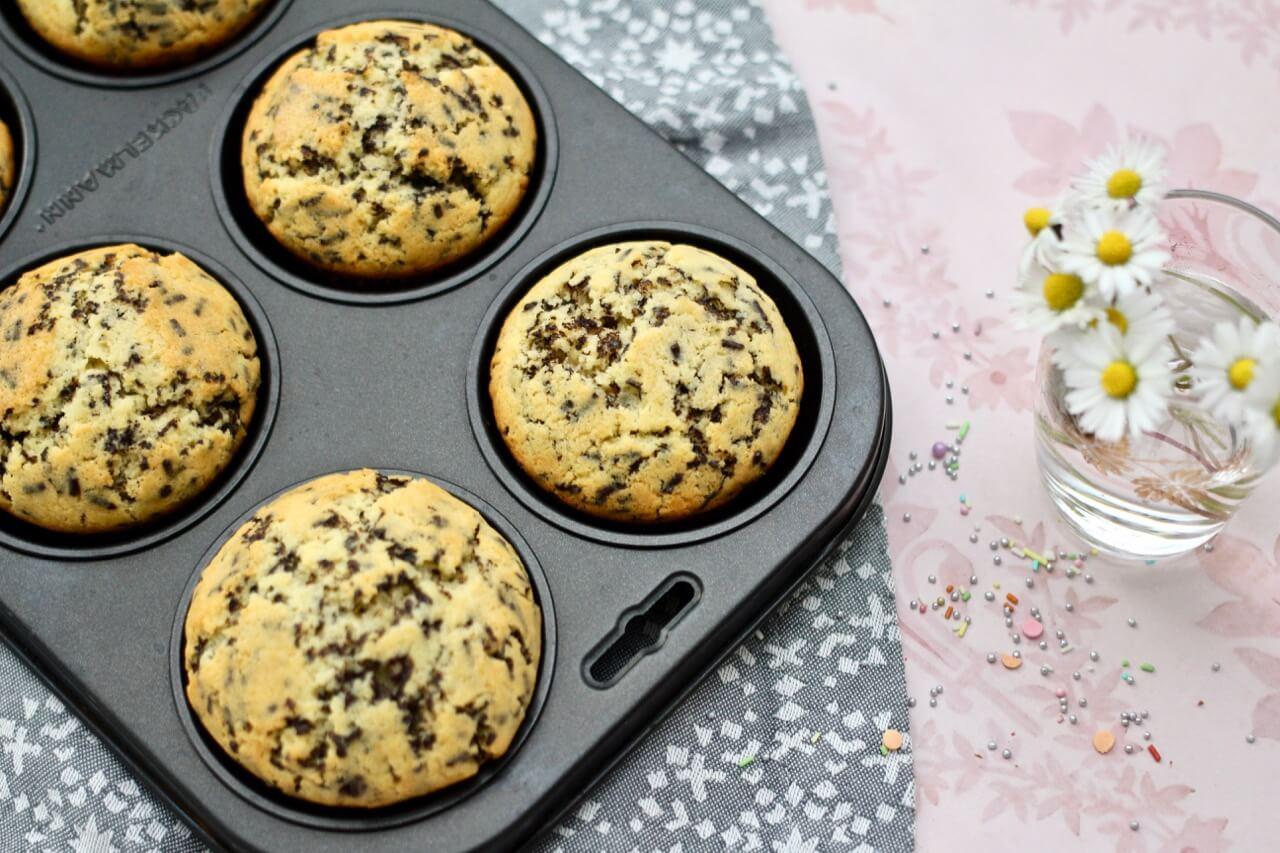 Rezept Ameisen-Muffins