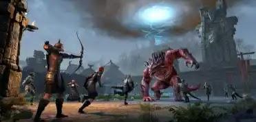 Elder Scrolls Online: A Huge Variety Of Bosses