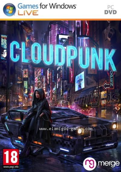Cloudpunk Torrent (PC)