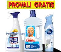 Logo ''Alleati del bagno'' Viakal, Ambipur e Mastro Lindo: Prova Gratis i prodotti P&G e ricevi il rimborso del 100%