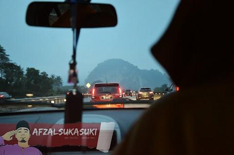 Trip Percutian Ke Padang Besar : Part 1